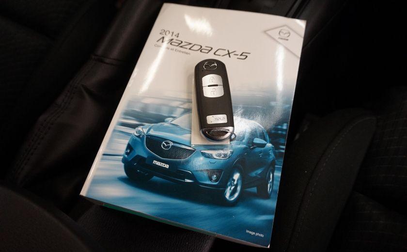 2014 Mazda CX 5 GS AWD (caméra-toit ouvrant) #29