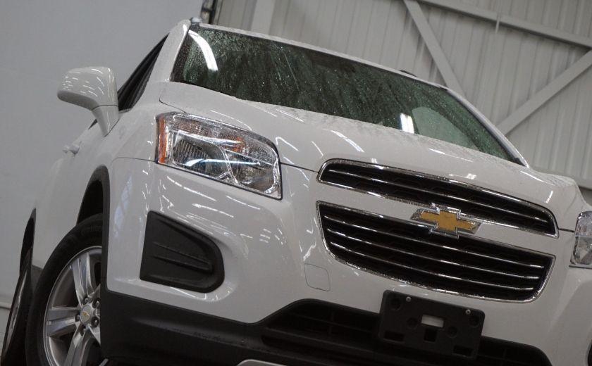 2016 Chevrolet Trax LT AWD (caméra de recul) #31