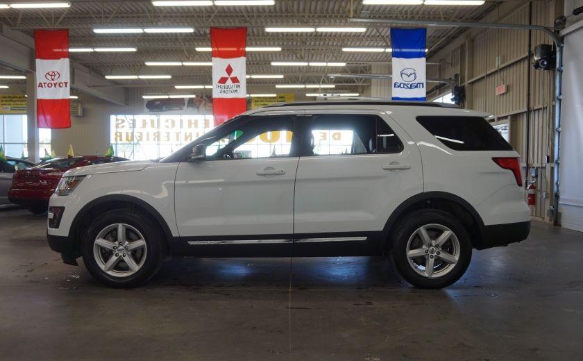 2016 Ford Explorer XLT 4WD (cuir-caméra-toit) #3