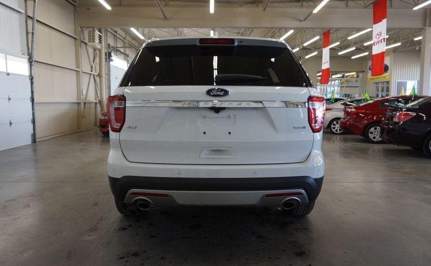 2016 Ford Explorer XLT 4WD (cuir-caméra-toit) #5