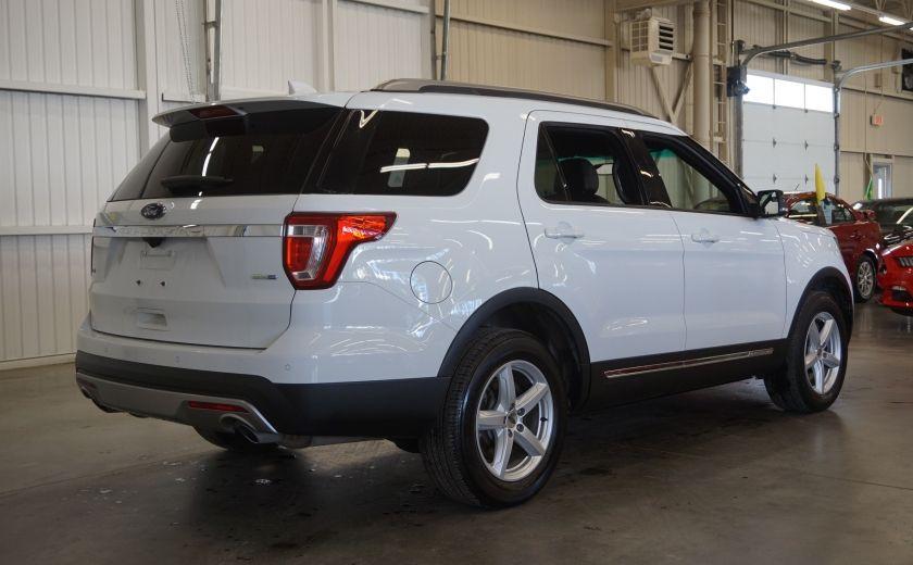 2016 Ford Explorer XLT 4WD (cuir-caméra-toit) #6