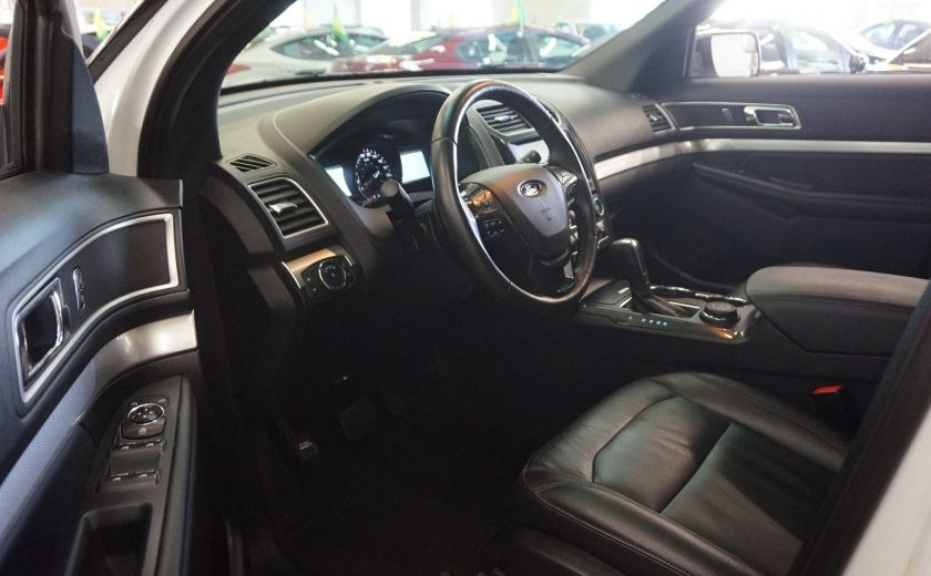 2016 Ford Explorer XLT 4WD (cuir-caméra-toit) #8