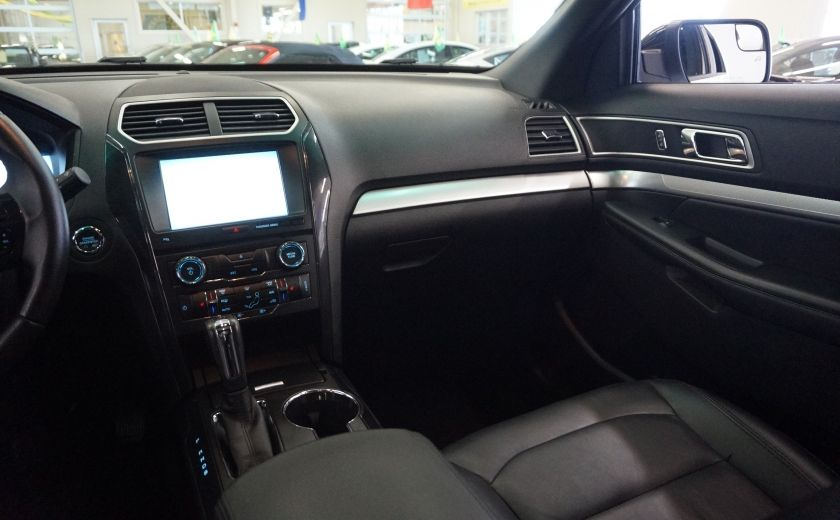 2016 Ford Explorer XLT 4WD (cuir-caméra-toit) #9