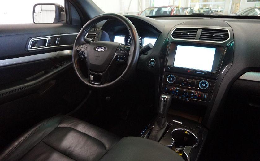 2016 Ford Explorer XLT 4WD (cuir-caméra-toit) #11