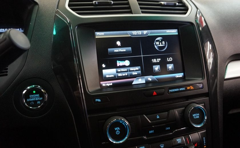 2016 Ford Explorer XLT 4WD (cuir-caméra-toit) #15
