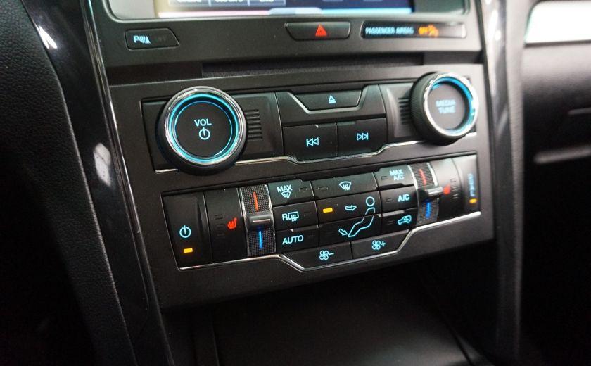 2016 Ford Explorer XLT 4WD (cuir-caméra-toit) #17