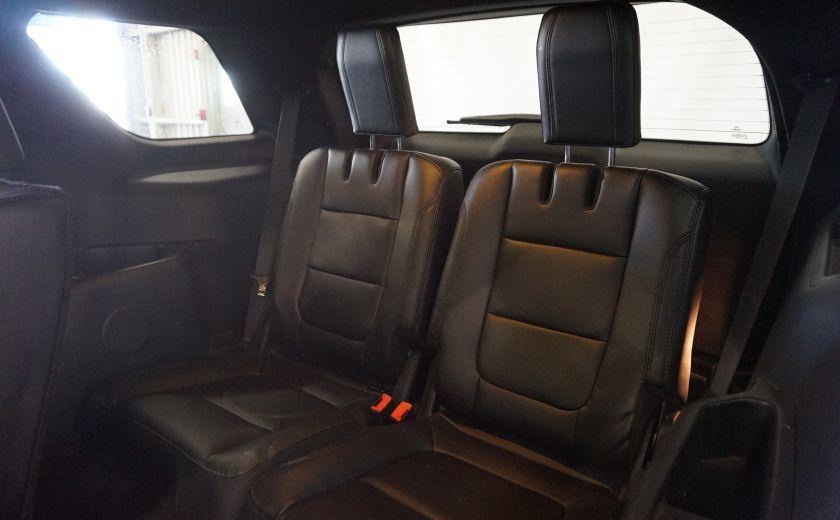 2016 Ford Explorer XLT 4WD (cuir-caméra-toit) #25