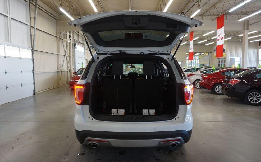 2016 Ford Explorer XLT 4WD (cuir-caméra-toit) #26