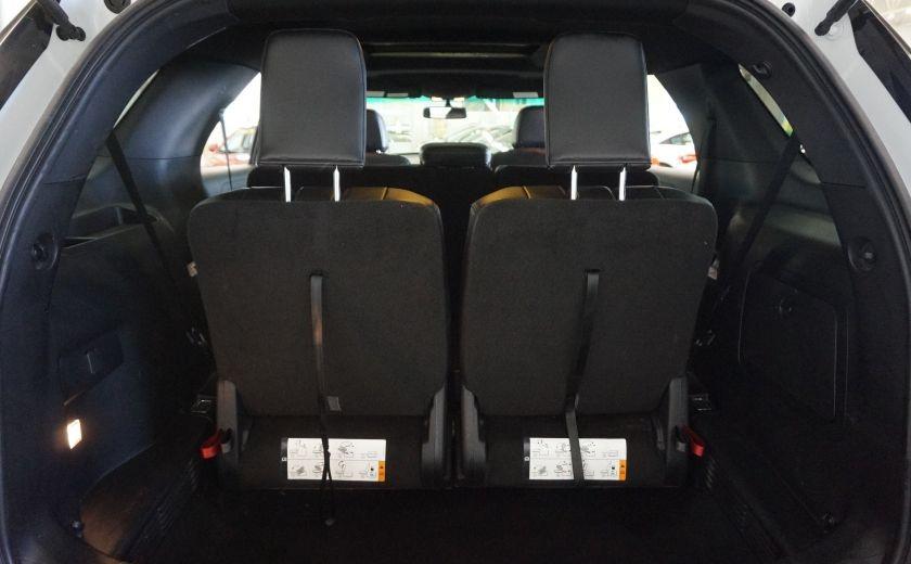 2016 Ford Explorer XLT 4WD (cuir-caméra-toit) #27