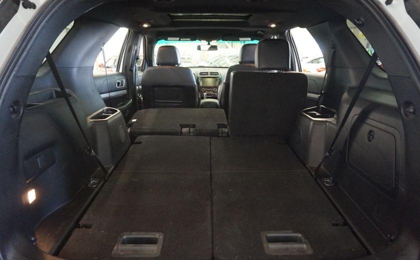2016 Ford Explorer XLT 4WD (cuir-caméra-toit) #30