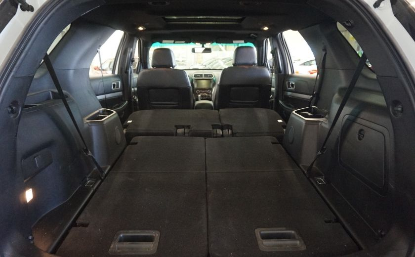 2016 Ford Explorer XLT 4WD (cuir-caméra-toit) #31