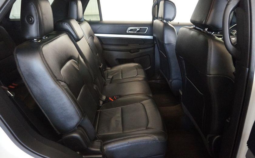 2016 Ford Explorer XLT 4WD (cuir-caméra-toit) #33