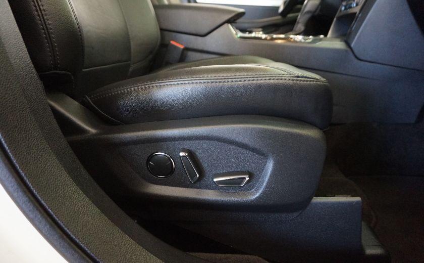 2016 Ford Explorer XLT 4WD (cuir-caméra-toit) #34