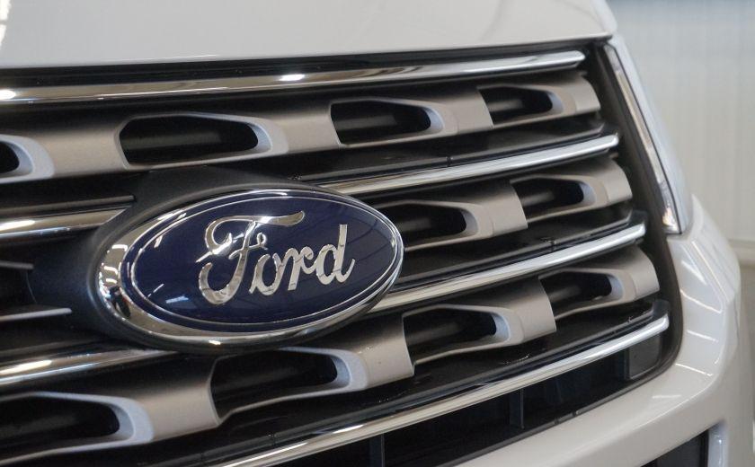 2016 Ford Explorer XLT 4WD (cuir-caméra-toit) #40