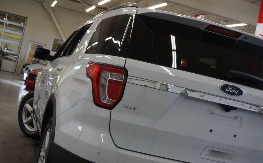 2016 Ford Explorer XLT 4WD (cuir-caméra-toit) #42