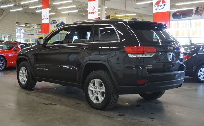 2015 Jeep Grand Cherokee Laredo 4WD #4