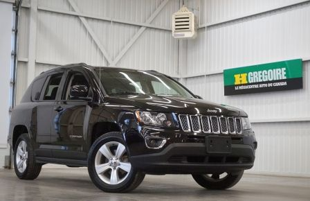 2016 Jeep Compass High Altitude 4WD (toit-cuir) in New Richmond