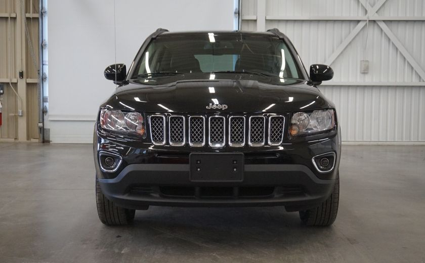 2016 Jeep Compass High Altitude 4WD (toit-cuir) #1