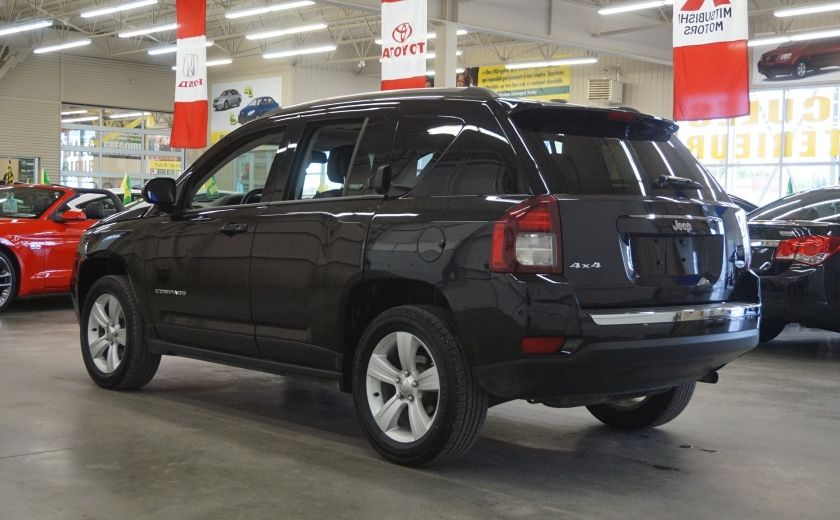 2016 Jeep Compass High Altitude 4WD (toit-cuir) #4