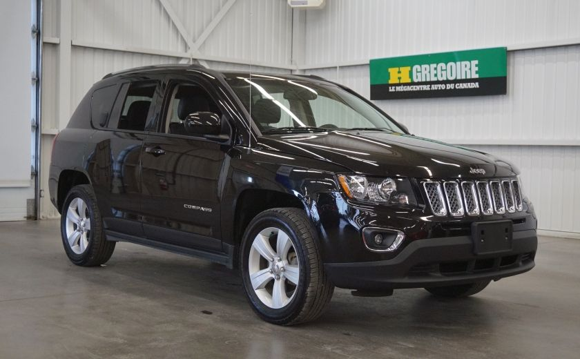 2016 Jeep Compass High Altitude 4WD (toit-cuir) #29