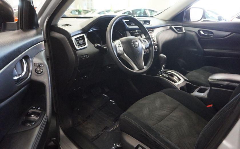 2015 Nissan Rogue S AWD (caméra de recul) #9