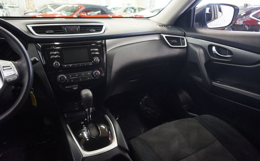 2015 Nissan Rogue S AWD (caméra de recul) #10