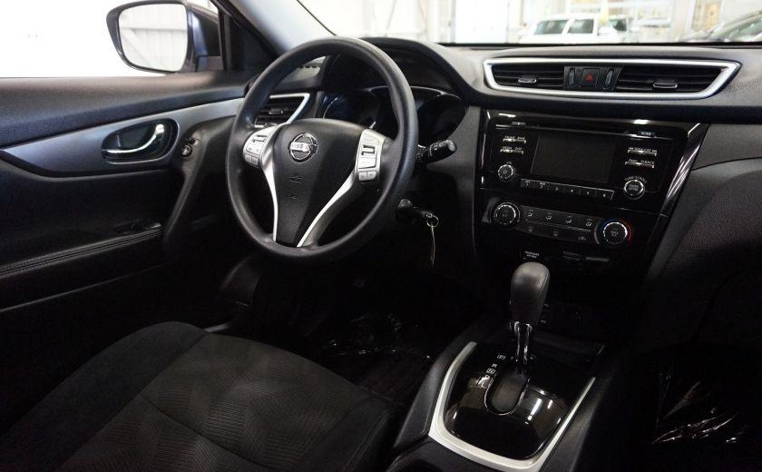 2015 Nissan Rogue S AWD (caméra de recul) #12