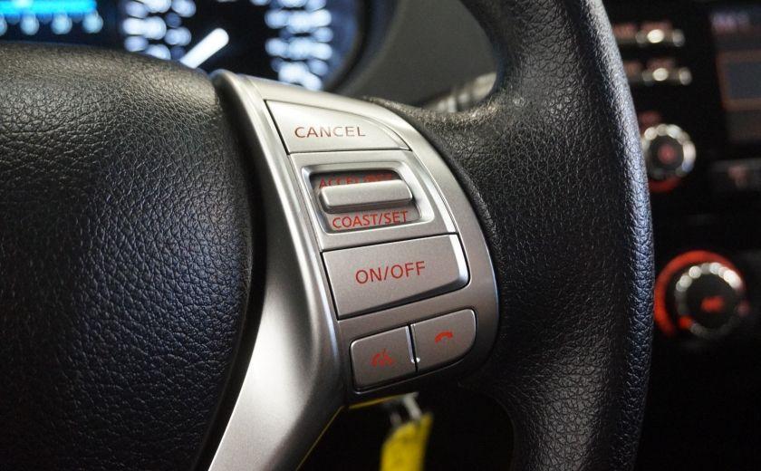 2015 Nissan Rogue S AWD (caméra de recul) #14