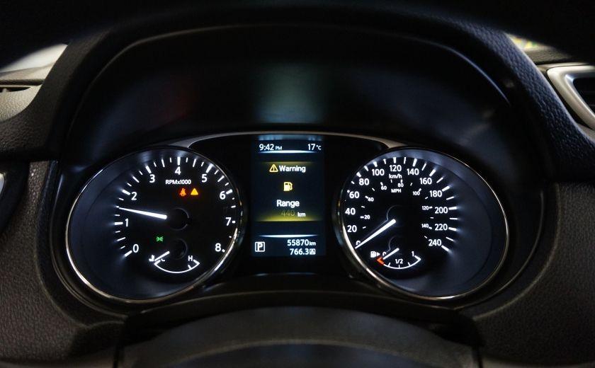2015 Nissan Rogue S AWD (caméra de recul) #15
