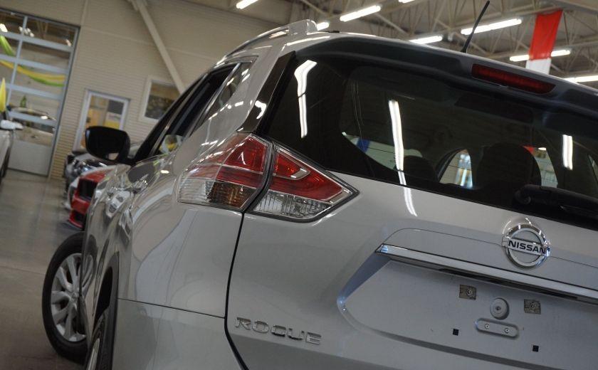 2015 Nissan Rogue S AWD (caméra de recul) #33