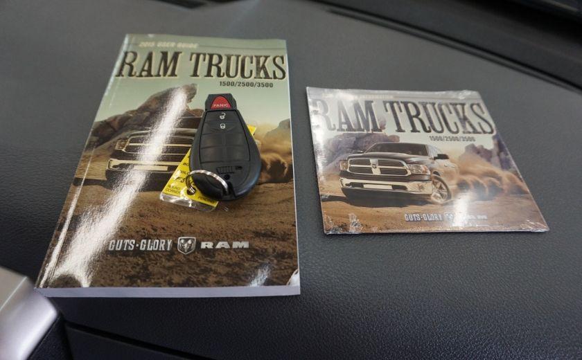 2015 Ram 1500 SLT 4WD #24
