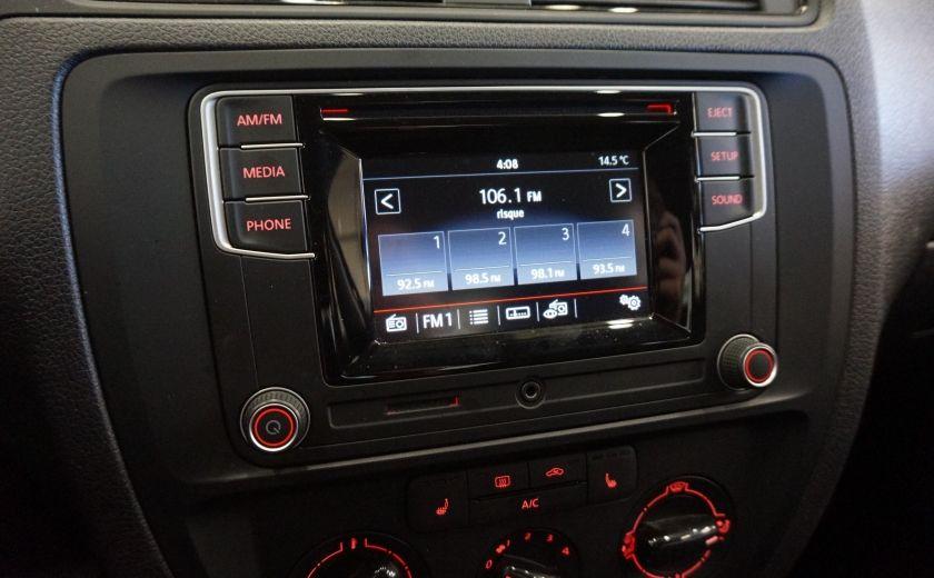 2016 Volkswagen Jetta Trendline + (caméra de recul) #15