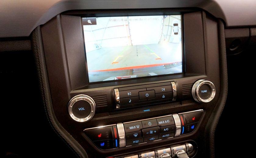 2015 Ford Mustang GT Cabriolet (cuir-caméra-navi) #12
