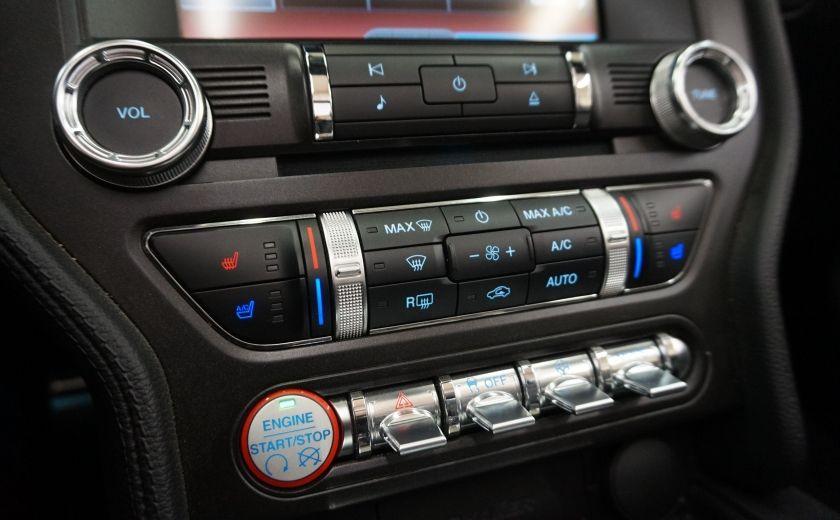 2015 Ford Mustang GT Cabriolet (cuir-caméra-navi) #13
