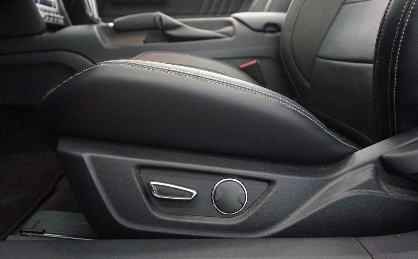 2015 Ford Mustang GT Cabriolet (cuir-caméra-navi) #18