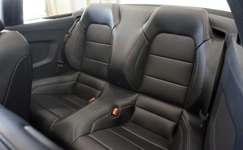 2015 Ford Mustang GT Cabriolet (cuir-caméra-navi) #20