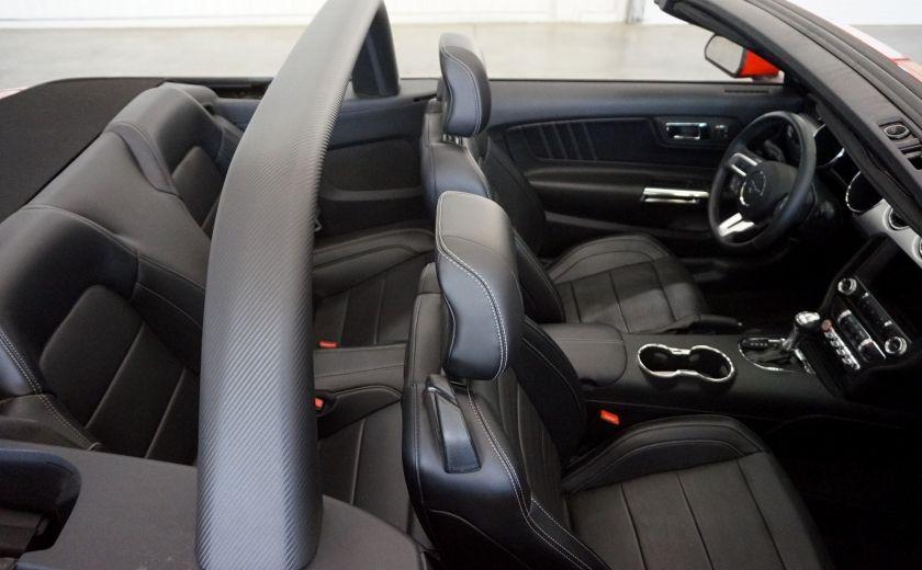 2015 Ford Mustang GT Cabriolet (cuir-caméra-navi) #22