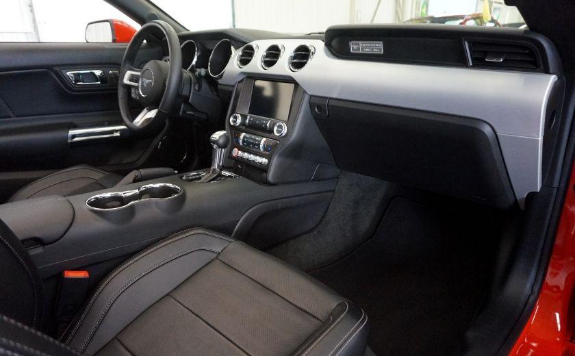 2015 Ford Mustang GT Cabriolet (cuir-caméra-navi) #24