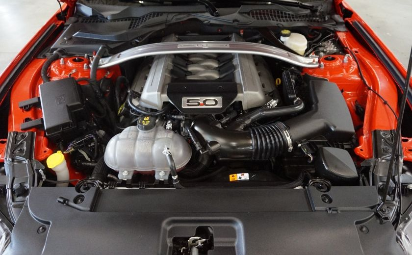 2015 Ford Mustang GT Cabriolet (cuir-caméra-navi) #27