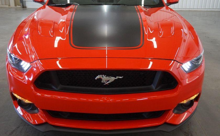 2015 Ford Mustang GT Cabriolet (cuir-caméra-navi) #30