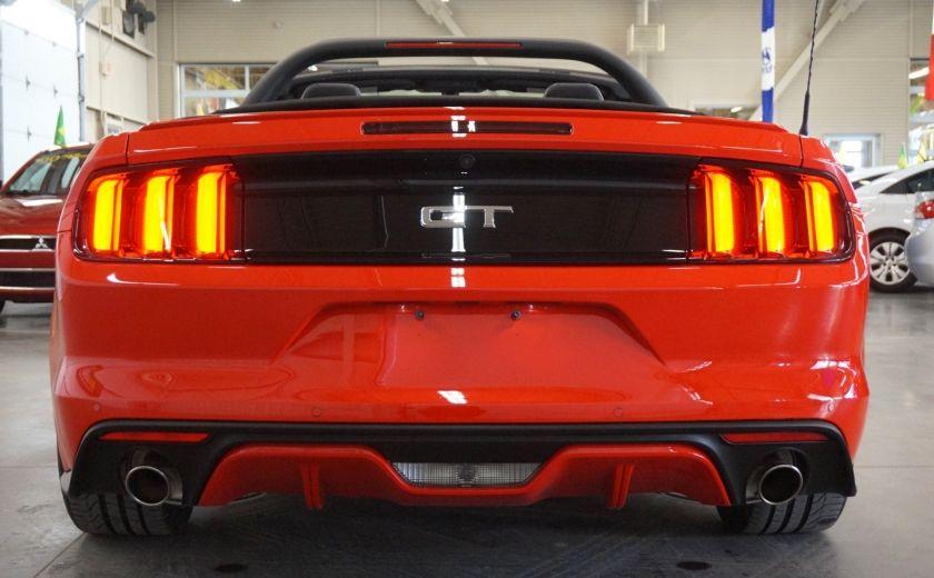 2015 Ford Mustang GT Cabriolet (cuir-caméra-navi) #31