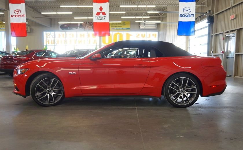 2015 Ford Mustang GT Cabriolet (cuir-caméra-navi) #39