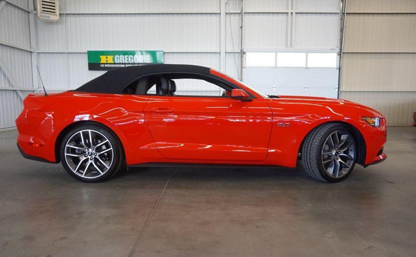 2015 Ford Mustang GT Cabriolet (cuir-caméra-navi) #40