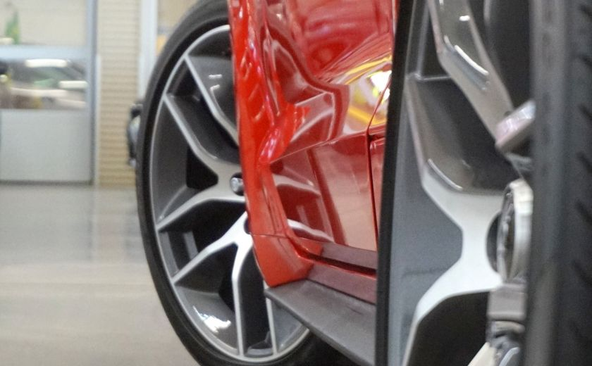 2015 Ford Mustang GT Cabriolet (cuir-caméra-navi) #44