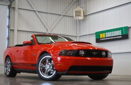 2011 Ford Mustang GT 5.0L Cabriolet (cuir) #0