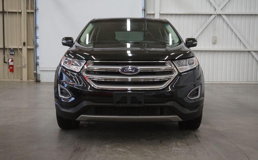 2015 Ford EDGE SEL AWD (caméra et sonar de recul) #1
