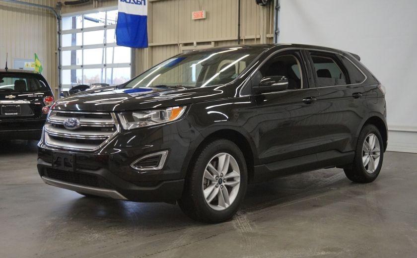 2015 Ford EDGE SEL AWD (caméra et sonar de recul) #2
