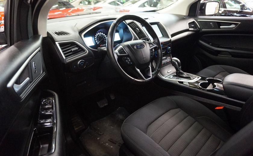 2015 Ford EDGE SEL AWD (caméra et sonar de recul) #8