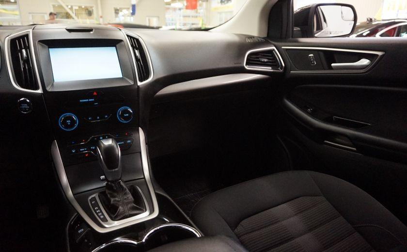2015 Ford EDGE SEL AWD (caméra et sonar de recul) #9