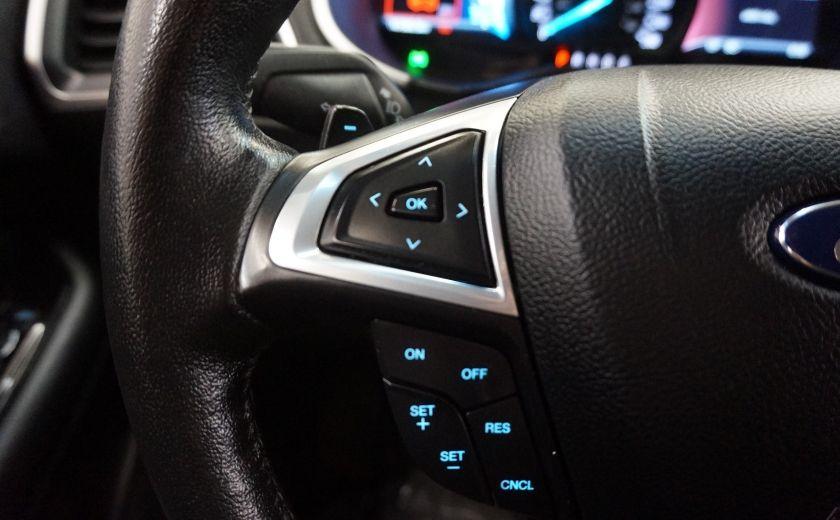 2015 Ford EDGE SEL AWD (caméra et sonar de recul) #12